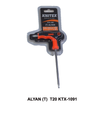 Alyan Anahtarı (T) Knitex T20 KTX-1091