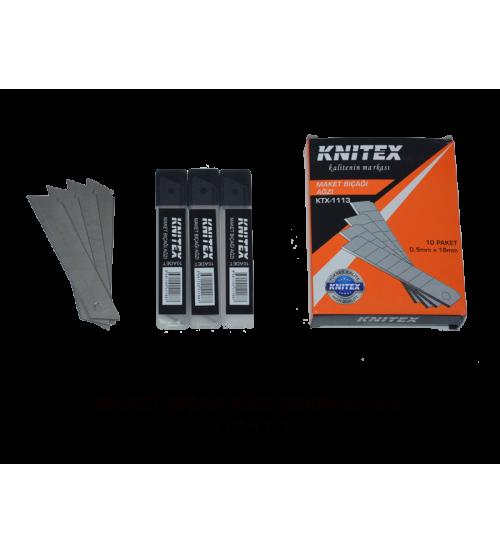 Maket Bıçak Ağzı Geniş 0.5 mm KTX_1113