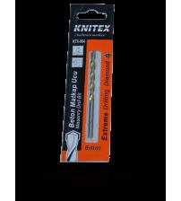 Matkap Ucu Beton 6 mm Knitex KTX-984
