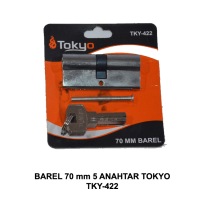 Barel 70 mm 5 Anahtar Tokyo TKY-422