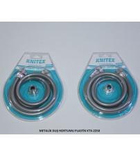 Duş  Hortumu Knitex Plastik Kaplı KTX-555